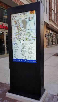 Wayfinding Map